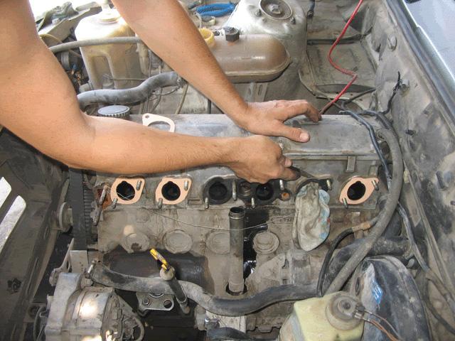 Установка инжектора BOSCH Motronic на двигатель М20 | BMW E21 Club